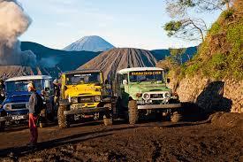 Mount Bromo Semeru Trekking Tour Package 4 Days 3 Nights