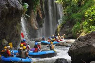 Mount Bromo River Rafting Tour 2 Days 1 Night