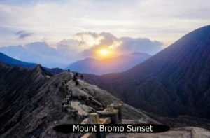 Mount Bromo Day Tour For Sunset View
