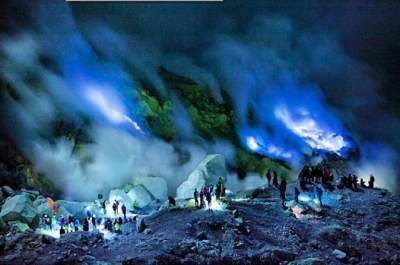 Mount Ijen Tour Midnight