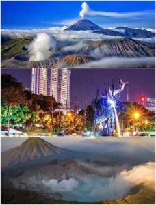 Surabaya Bromo Ijen Tour 4 Days 3 Nights